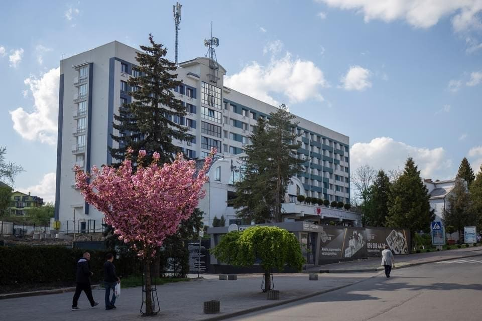 Готелі Трускавця